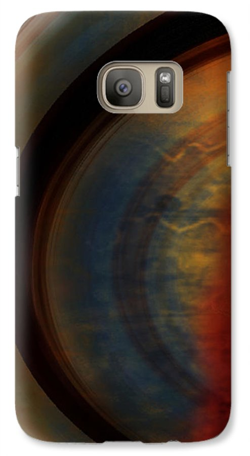 Tuscan Galaxy S7 Case featuring the painting Tuscan by Jill English