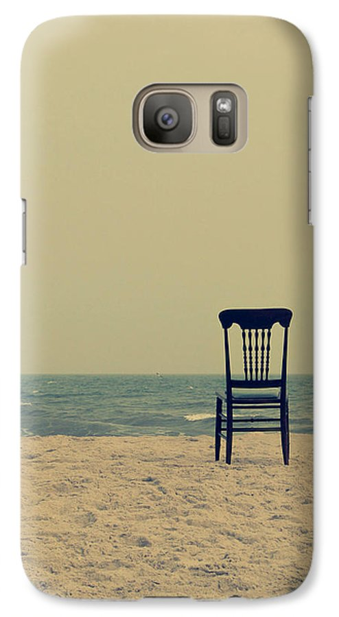 Ocean Galaxy S7 Case featuring the photograph Until Tomorrow And Tomorrow And Tomorrow by Dana DiPasquale