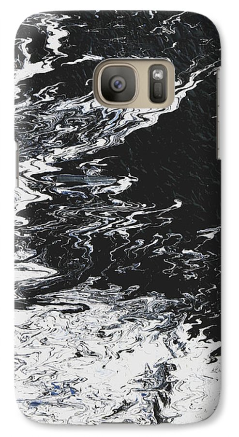 Fusionart Galaxy S7 Case featuring the painting Victory by Ralph White