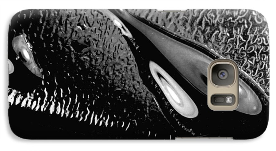 Water Galaxy S7 Case featuring the photograph Waterdrop 6 by Nancy Mueller