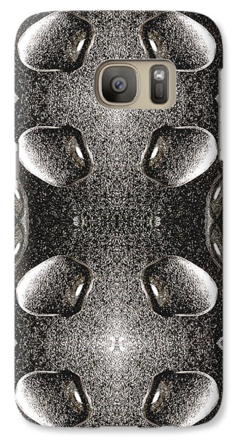 Water Galaxy S7 Case featuring the photograph Waterscape 1 by Nancy Mueller