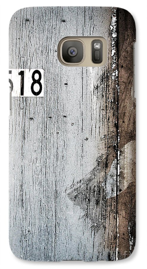 1 Galaxy S7 Case featuring the photograph We Are Each Others Keeper by Dana DiPasquale