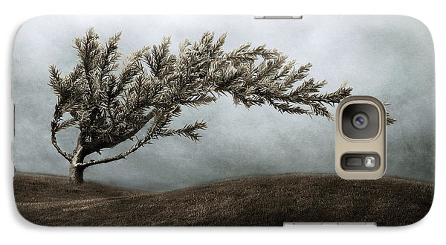 Bend Galaxy S7 Case featuring the photograph We Break And We Bend And We Turn Ourselves Inside Out by Dana DiPasquale