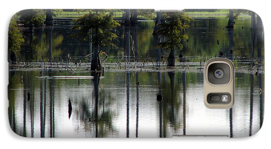 Wetlands Galaxy S7 Case featuring the photograph Wetland by Amanda Barcon