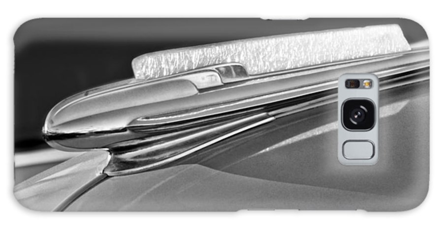 1948 Chevrolet Hood Ornament Galaxy S8 Case featuring the photograph 1948 Chevrolet Hood Ornament by Jill Reger