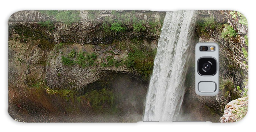 Waterfalls Galaxy S8 Case featuring the photograph Brandywine Falls by David Oberman
