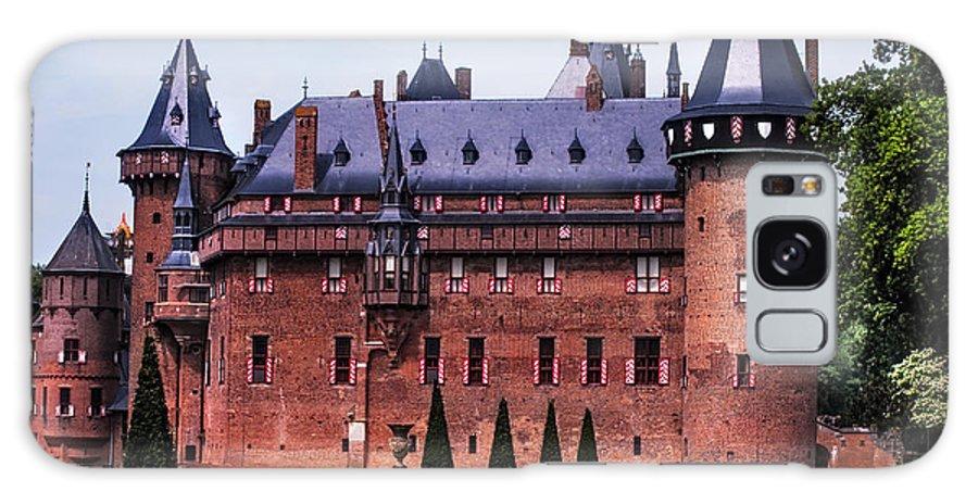 Utrecht Galaxy S8 Case featuring the photograph De Haar Castle 4. Utrecht. Netherlands by Jenny Rainbow
