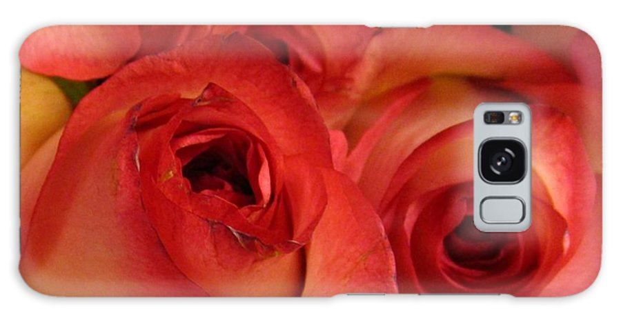 Flowers Galaxy S8 Case featuring the photograph Up Close by Rosita Larsson