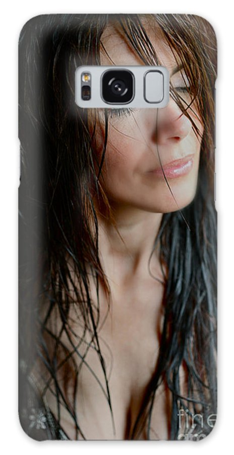 Stretched Canvases Galaxy S8 Case featuring the photograph Viewed 1046 Times .you 're Beautiful.es Muy Guapa. Brillante Amigo. by Andrzej Goszcz