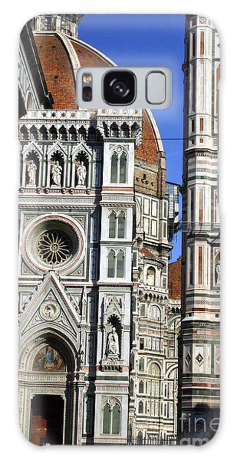 Church Galaxy S8 Case featuring the photograph 0051 Santa Maria Del Fiore Florence Italy by Steve Sturgill