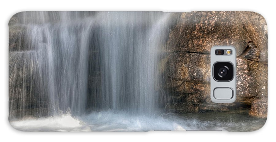 Tangle Galaxy S8 Case featuring the photograph 0189 Tangle Creek Falls 10 by Steve Sturgill