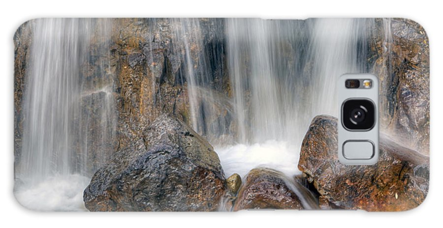 Tangle Galaxy S8 Case featuring the photograph 0203 Tangle Creek Falls 4 by Steve Sturgill