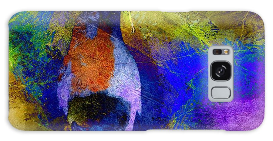 Still Life Galaxy S8 Case featuring the painting 0328 by I J T Son Of Jesus