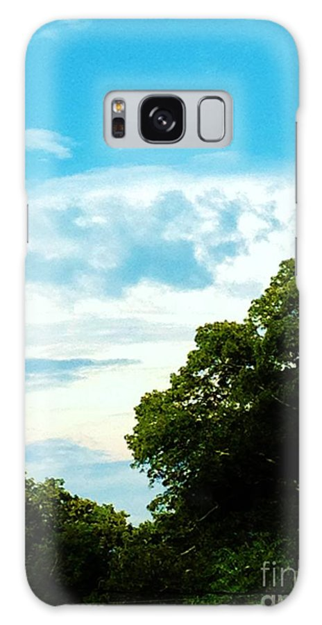 Clouds Galaxy S8 Case featuring the photograph 05222012005 by Debbie L Foreman