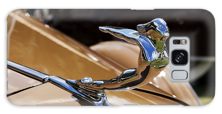 1936 Galaxy S8 Case featuring the photograph 1936 Cadillac Series 75 By Fleetwood by Gordon Dean II