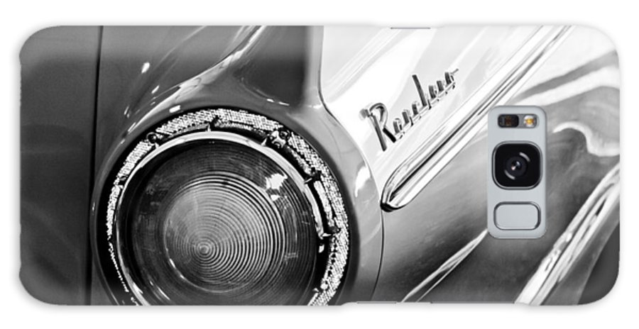 1957 Ford Ranchero Pickup Truck Taillight Galaxy S8 Case featuring the photograph 1957 Ford Ranchero Pickup Truck Taillight by Jill Reger