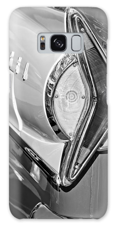 1958 Edsel Wagon Tail Light Galaxy S8 Case featuring the photograph 1958 Edsel Wagon Tail Light by Jill Reger