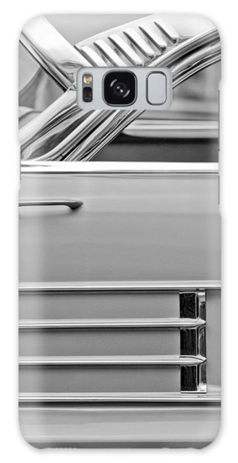 1958 Oldsmobile Galaxy S8 Case featuring the photograph 1958 Oldsmobile by Jill Reger