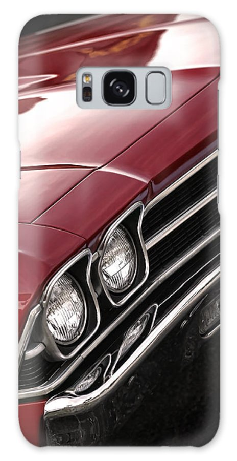 1967 Galaxy S8 Case featuring the photograph 1969 Chevrolet Chevelle Ss 396 by Gordon Dean II