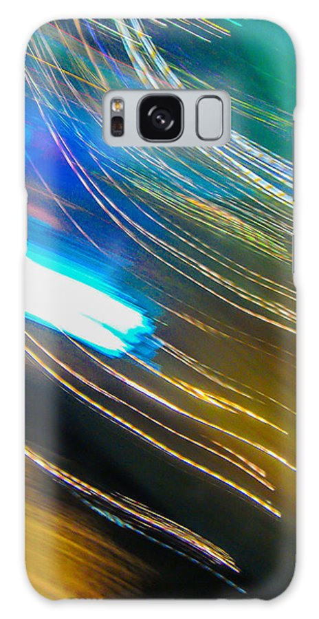 Abstract Galaxy S8 Case featuring the photograph Abstract by Tinjoe Mbugus