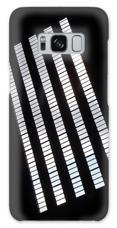 Abstract Galaxy S8 Case featuring the photograph After Rodchenko by Rona Black