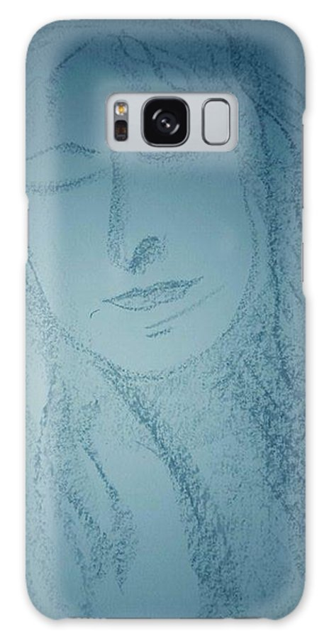 Woman Galaxy S8 Case featuring the photograph Art Therapy 58 by Michele Monk