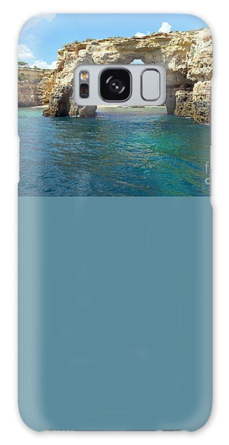 Atlantic Coast Galaxy S8 Case featuring the photograph Atlantic Coastline by Mario Kelichhaus