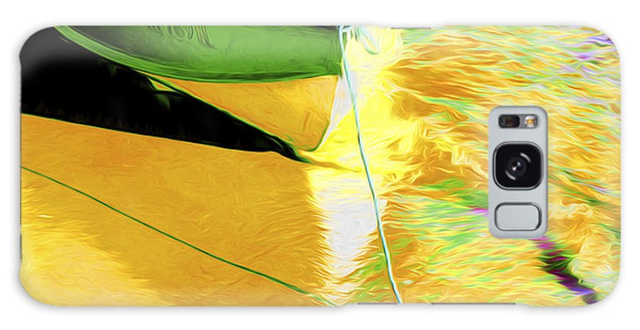 Boat Abstract Galaxy S8 Case featuring the photograph Boat Abstract by Sheila Smart Fine Art Photography