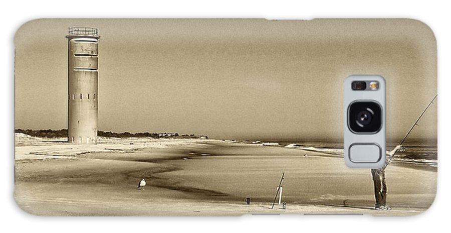 Cape Henlopen Galaxy S8 Case featuring the photograph Cape Henlopen De 2 by Jack Paolini