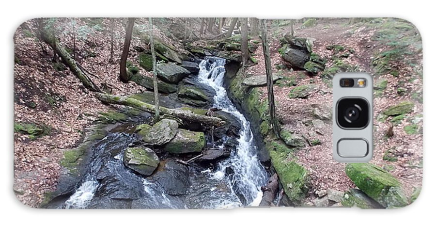 Chesterfield Gorge Galaxy S8 Case featuring the photograph Chesterfield Gorge by Catherine Gagne