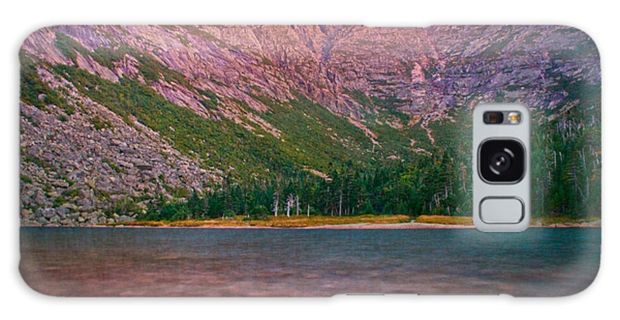 Baxter State Park Galaxy S8 Case featuring the photograph Chimney Pond by Alana Ranney