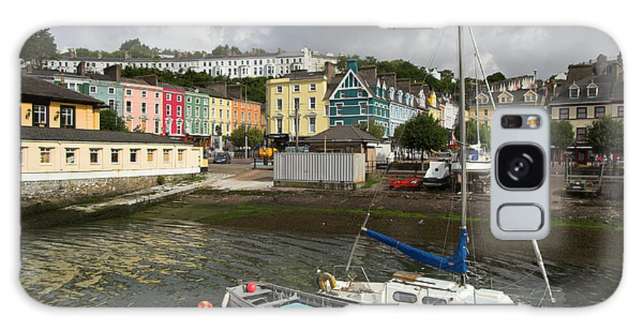 Cityscape Galaxy S8 Case featuring the photograph Cobh Town In Ireland by Artur Bogacki