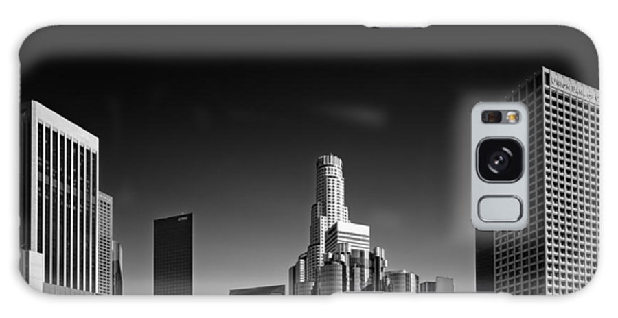 Los Angeles Galaxy S8 Case featuring the photograph Downtown Los Angeles by Mountain Dreams