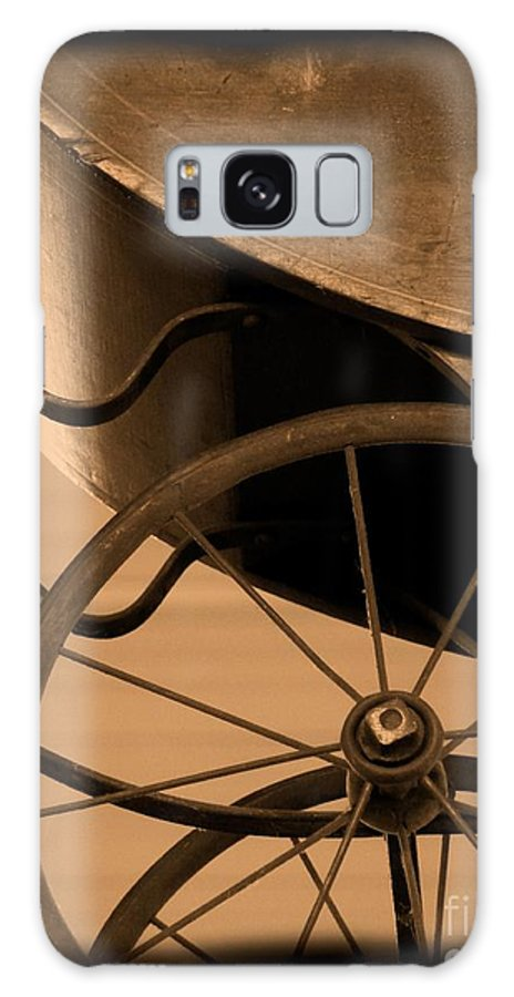 Newel Hunter Galaxy S8 Case featuring the photograph Elaborate Ruse by Newel Hunter