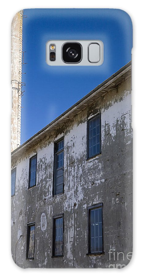 United States Of America Galaxy S8 Case featuring the photograph Electrical Repair Shop Alcatraz Island by Jason O Watson