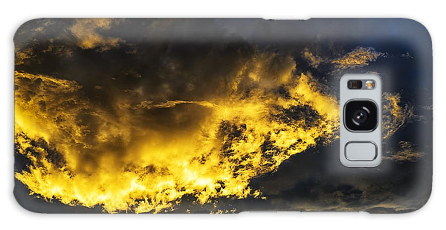 Sunrise Galaxy S8 Case featuring the photograph First Light by Thomas R Fletcher