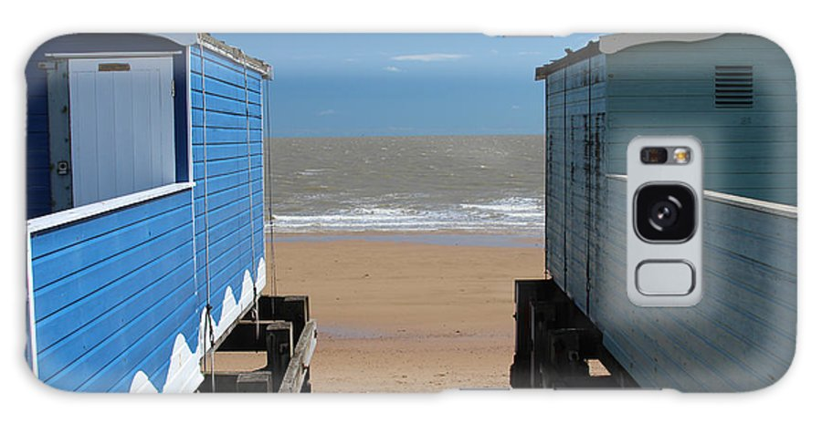 Essex Galaxy S8 Case featuring the photograph Frinton-on-sea Essex Uk by Ash Sharesomephotos