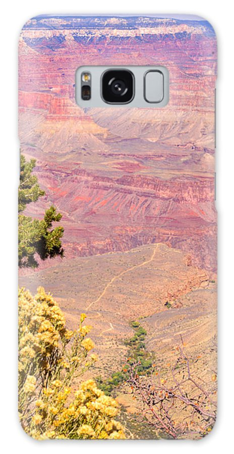 Grand Galaxy S8 Case featuring the photograph Grand Canyon 35 by Douglas Barnett