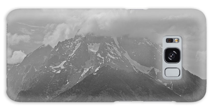 Grand Tetons Picture Galaxy S8 Case featuring the photograph Grand Tetons Beauty by Brian Wollner