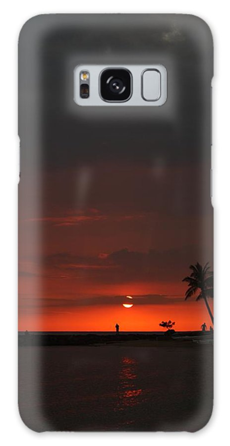 Hawaii Galaxy S8 Case featuring the photograph Honolulu 6 by Nick Difi