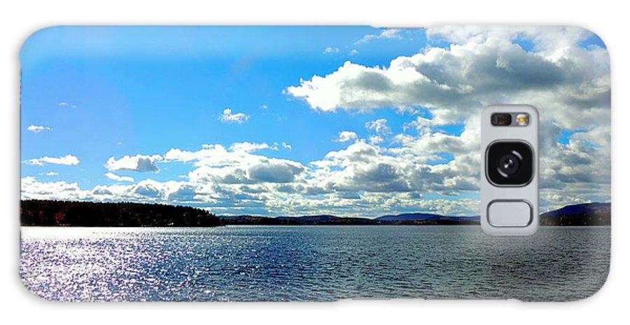 Lake Winnipesaukee Galaxy S8 Case featuring the photograph Lake Winnipesaukee by Mim White