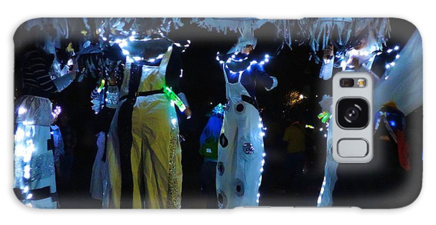 Parade Galaxy S8 Case featuring the photograph Lantern Parade In Patterson Park by Doug Swanson
