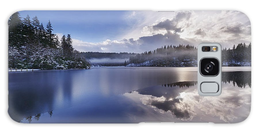 Loch Ard Galaxy S8 Case featuring the photograph Loch Ard by Rod McLean