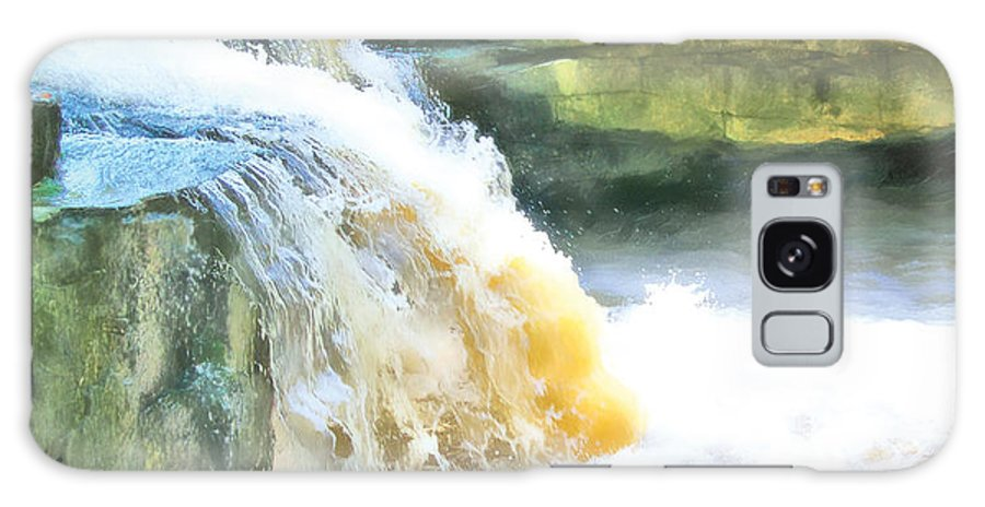 niagara Escarpment Galaxy S8 Case featuring the photograph Niagara Escarpment 1 by The Art of Marsha Charlebois