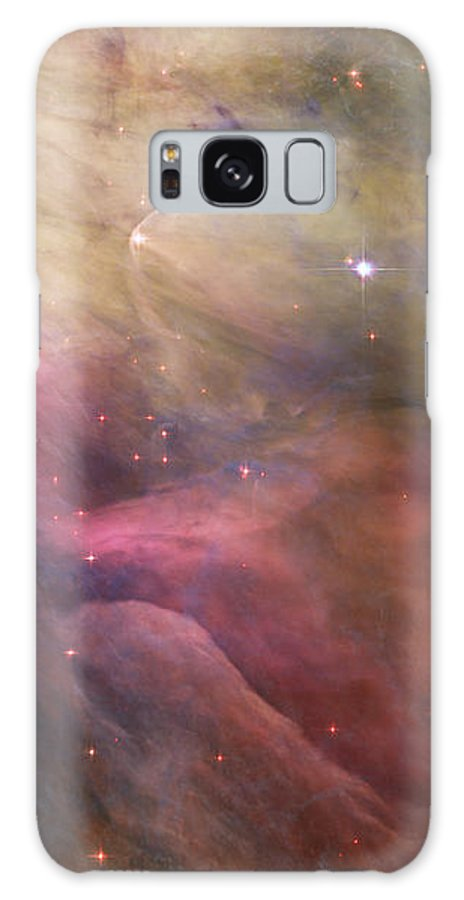 Orion Galaxy S8 Case featuring the photograph Orion Nebula by Martin FF