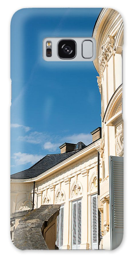 Castle Galaxy S8 Case featuring the photograph Palace Of The Solitude In Stuttgart - Germany by Frank Gaertner