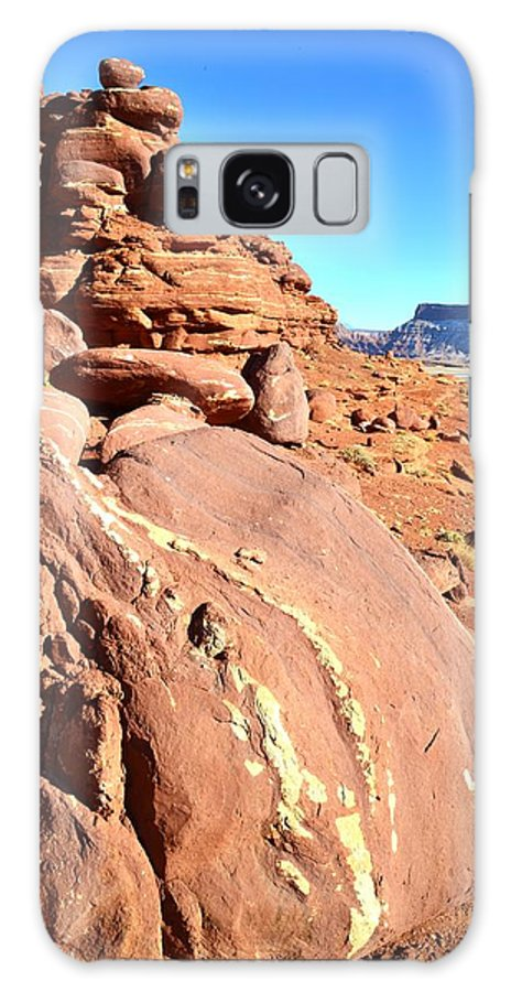 Canyonlands National Park Galaxy S8 Case featuring the photograph Potash 22 by Ray Mathis