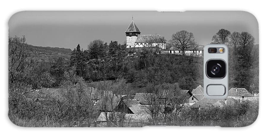 Landscape Galaxy S8 Case featuring the photograph Rodbav Church by Gabriela Insuratelu
