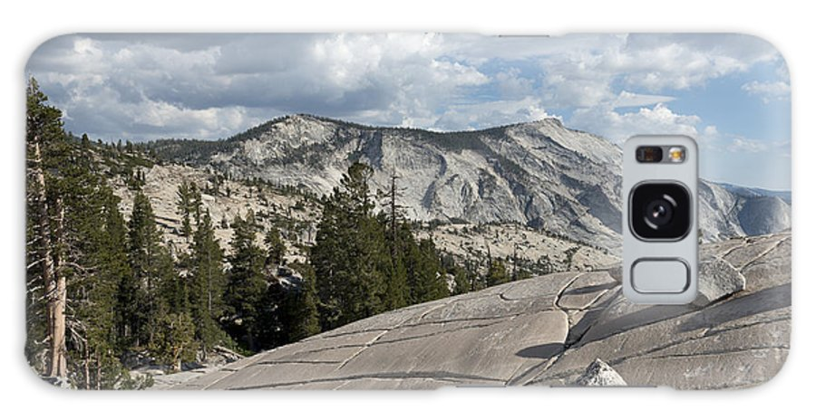 Yosemite Galaxy S8 Case featuring the photograph Scenic View In Yosemite National Park by Carol M Highsmith