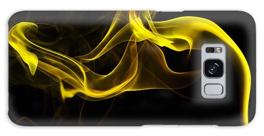 Smoke Galaxy S8 Case featuring the photograph Smoke 3 by Jack Daulton